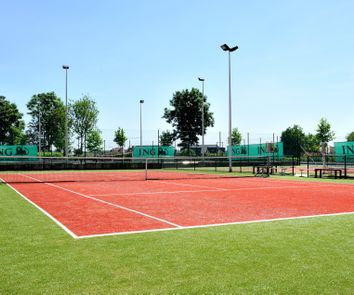 Tennis Eternit - Outdoor kunstgrasveld
