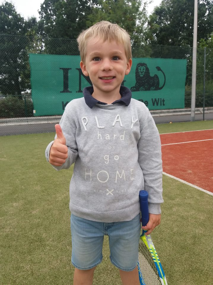 Fun2Tennis tenniskamp Mechelen TC Eternit